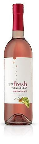 Turning Leaf Refresh Pink Moscato